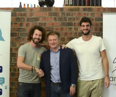 FinChatBot raises 1.6m ZAR in Seed-Funding