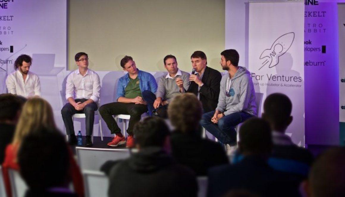 Panel Speakers AI event